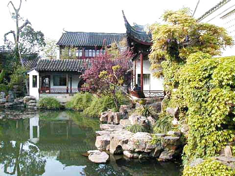 Travel to Suzhou Garden