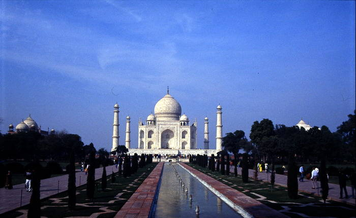 photo of Travel to Taj Mahal
