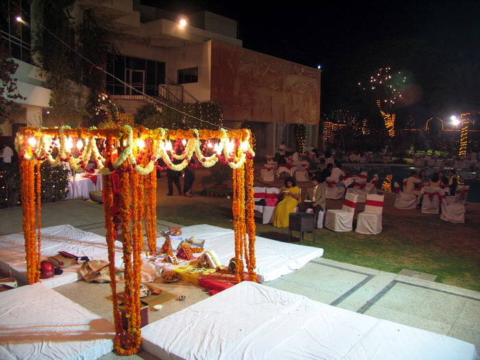 Indian Wedding Party