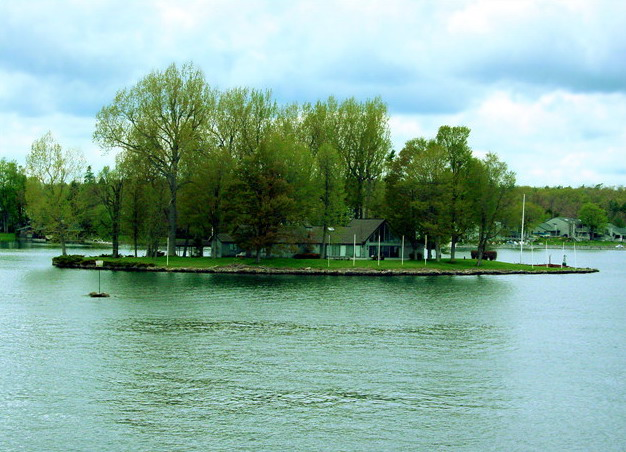 Thousand-Island Lake9
