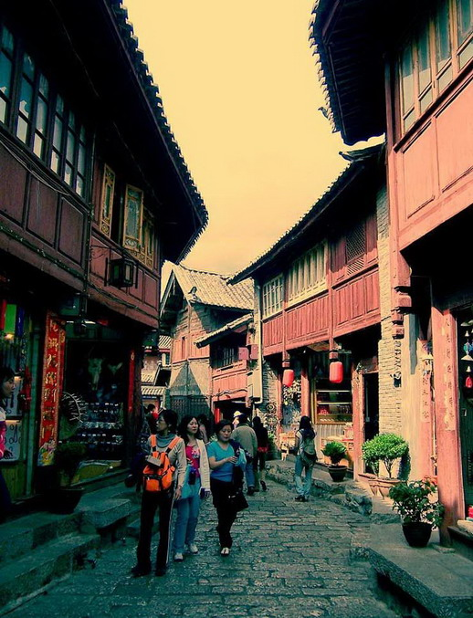 Old Town of Lijiang4