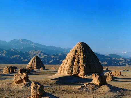 Imperial Mausoleums of the Western Xia Dynasty10
