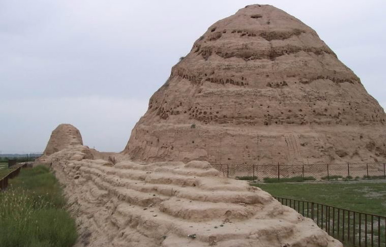 Imperial Mausoleums of the Western Xia Dynasty11