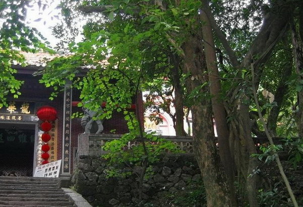 Guiping Mountain Xishan Scenic Area7