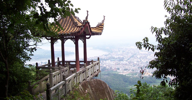 Guiping Mountain Xishan Scenic Area11