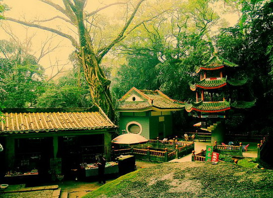 Guiping Mountain Xishan Scenic Area16