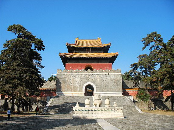 the Western Qing Tombs11