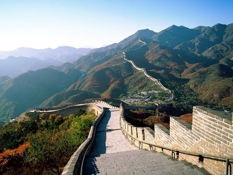 photo of Badaling Section of the Great Wall