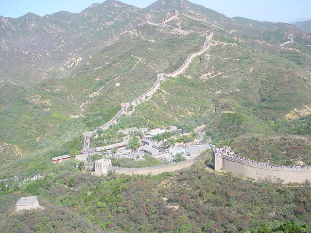 Badaling Section of the Great Wall9