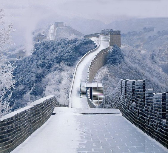 Badaling Section of the Great Wall12