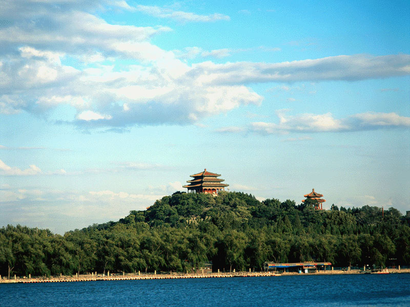 photo of Jingshan Hill Park