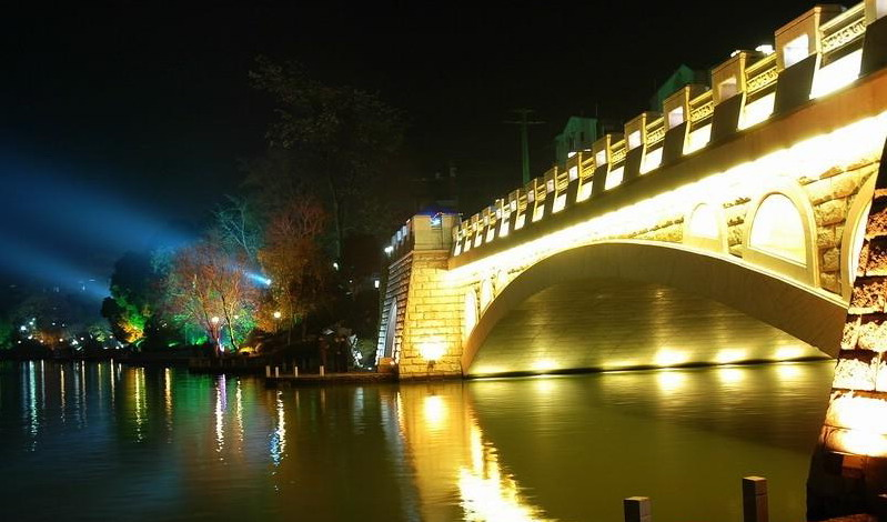 Baoji Bridge