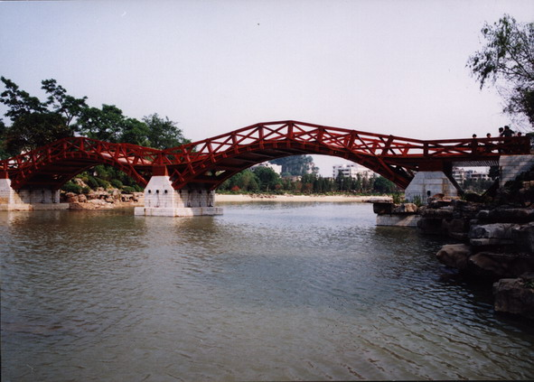 Xiqing Bridge1